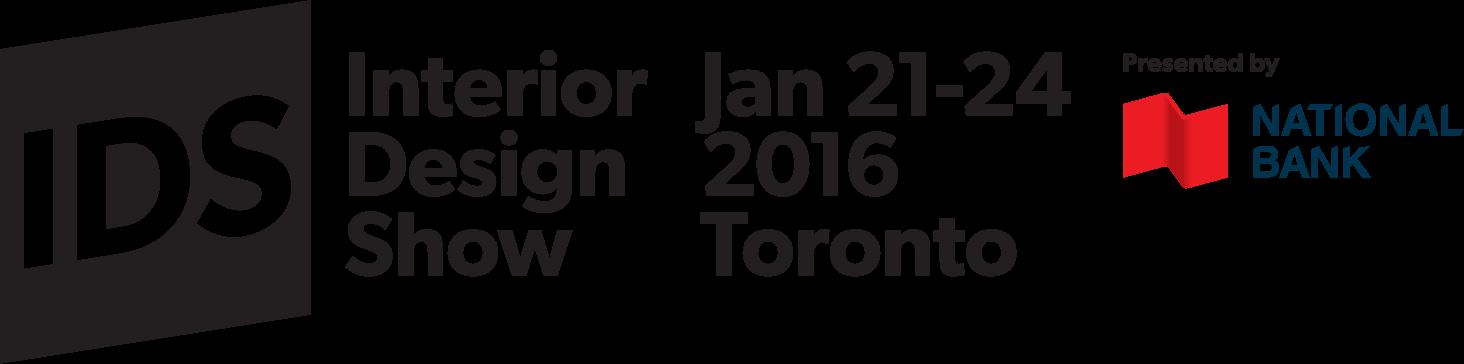 76 Interior Design Show Logo Ontario Wood Booth